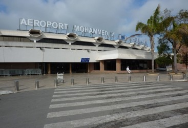 Aeroport Casablanca, Mohamed V <--> Marrakech
