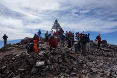 Ascension de Toubkal