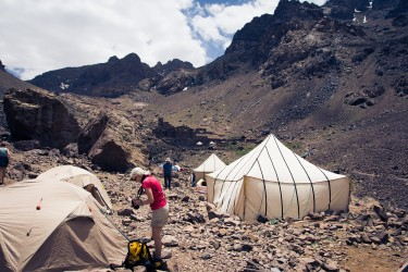 Ascension Toubkal (2 Jours)