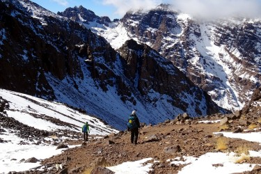 Excursion - Ascension Toubkal