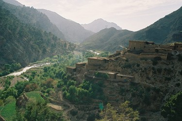 Imlil and High Atlas Excursion