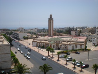 Excursion vers Agadir