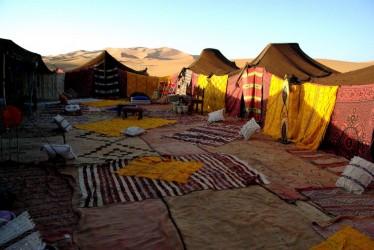 Circuit 3 jours Marrakech Merzouga Fès