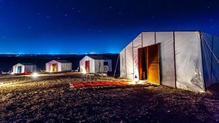 1 Nuit en Bivouac au Désert d'Agafay