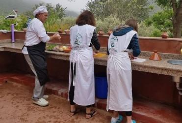 Excursion Ourika avec Cours de Cuisine