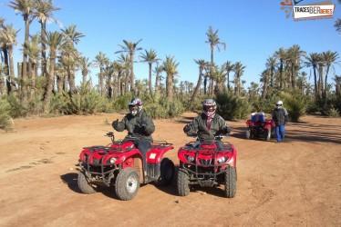 Excursion en Quad à Marrakech
