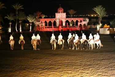 Restaurante Chez Ali Marrakech - Cena y Espectáculo de Fantasia