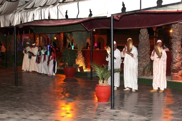 Restaurant chez Ali Marrakech - Diner & spectacle Fantasia