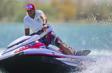 Jet Ski au Lac Takerkoust