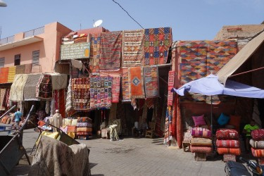 Marrakech Souks Shopping Tour