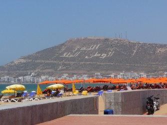 Day Trip to Agadir
