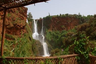 Excursion Cascade d'Ouzoud