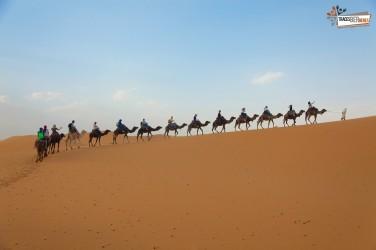 Excursion Dunes de Merzouga et Vallee de Dades
