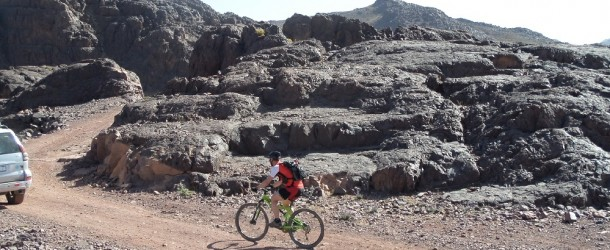 Excursion en vélo de Marrakech vers les Montagnes de l'Atlas