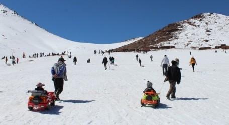 Excursion à Oukaimeden