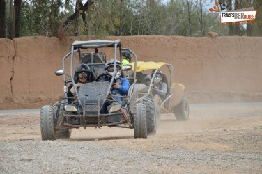 Buggy au Desert d'Agafay