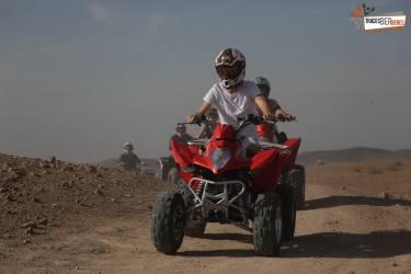 Half-Day Quad Biking in Agafay Desert