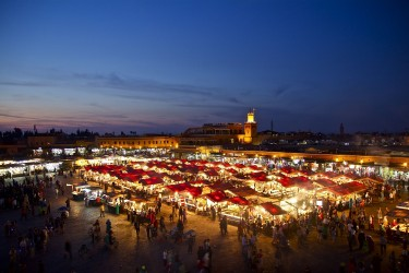 Marrakech by Night Tour
