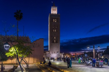 Visite Marrakech by Night