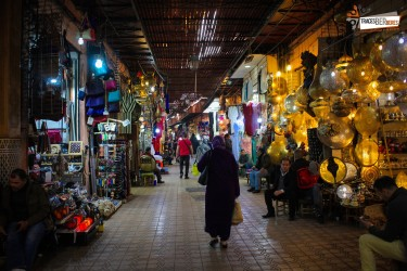 Guided Tour of Marrakech (Half-Day)