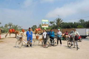 Marrakech en Bicicleta