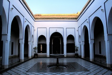 Visite Guidee de Marrakech (1 Journee)