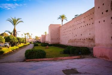 Jardins Majorelle, Musee et Rempart