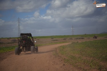 Buggy Adventure in Agafay Desert