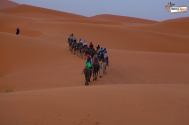 3-Day Tour to Merzouga Dunes