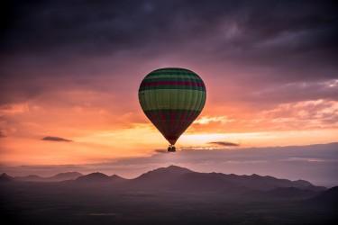 Hot-air balloon Classic Flight